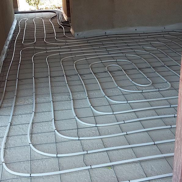 Hydronic Floor Heating Crown Technologies